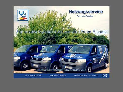 Uwe Gölldner Heizungsservice