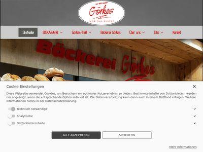 Görkes Bäckerei