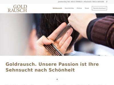 Goldrausch Friseure