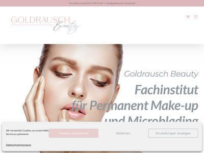 Goldrausch Kosmetik
