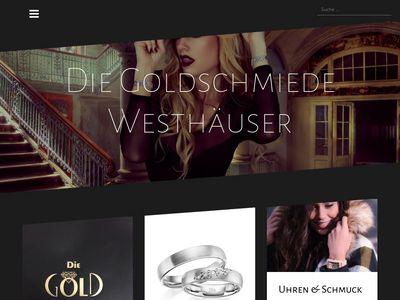 Goldschmiede Westhäuser