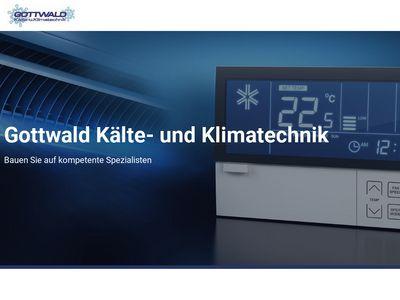 Gottwald Kälte- und Klimatechnik GmbH
