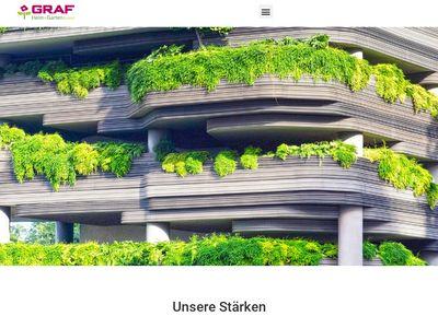 Graf Heim + Garten Inhaber Willi Graf