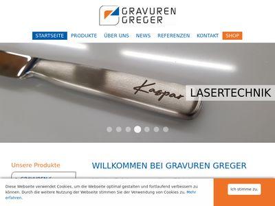 Gravuren Greger GmbH