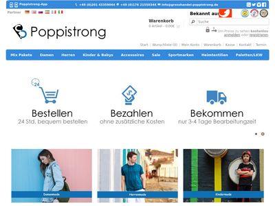 Grosshandel-Poppistrong