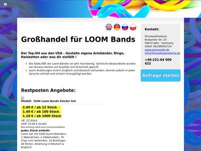 Loomoutlet Loom bands