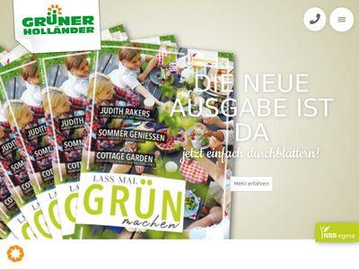 Grüner Holländer Tilma GmbH