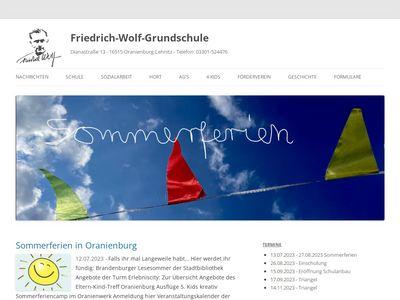 Grundschule Friedrich Wolf