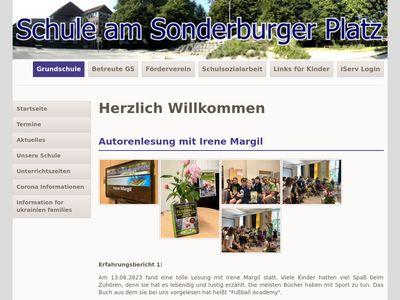 Schule am Sonderburger Platz Grundschule