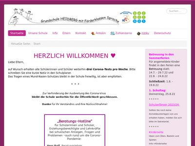 Schule Heidberg-Ost