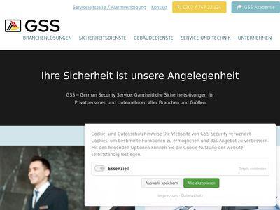 GSS - German Security Service