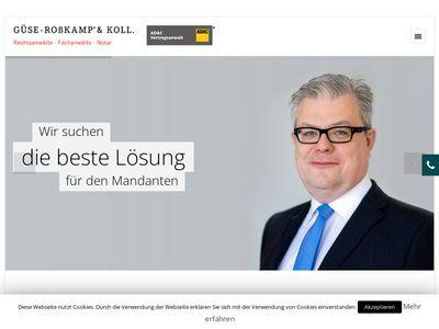 Güse, Rosskamp & Kollegen