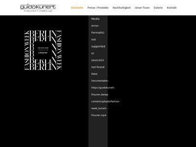 Guido Kunert Frisuren + Haarraum8