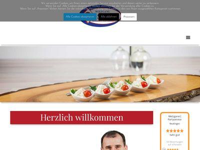 Metzgerei Partyservice Wolfgang Gusinde