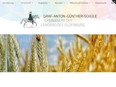 Gymnasium Graf-Anton-Günther-Schule