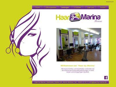 Haar by Marina