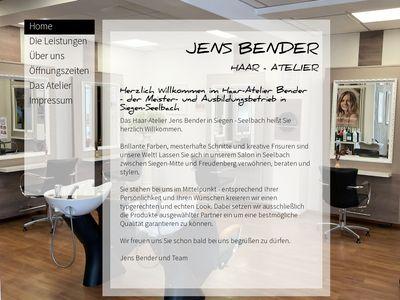 Haar-Atelier Jens Bender