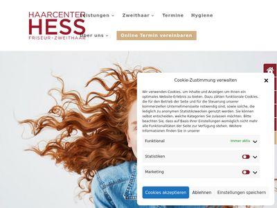 Haarcenter Hess
