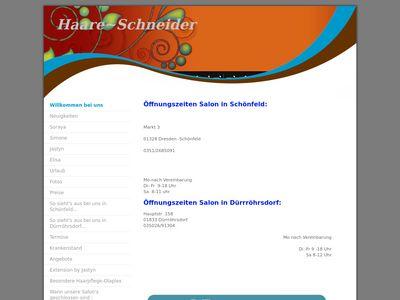Haare Schneider