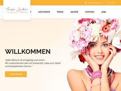 Tanja Secker - Haare + mehr