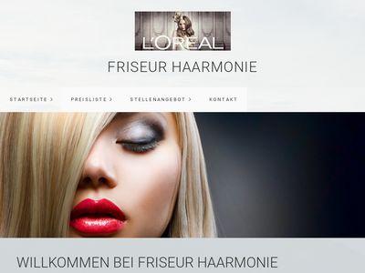 Friseur HAARmonie