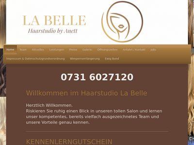 Haarstudio LaBelle