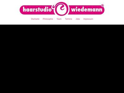 Haarstudio Wiedemann