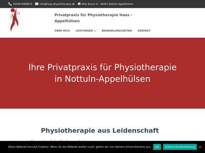 Kai-Peter Behrendt Praxis für Physiotherapie