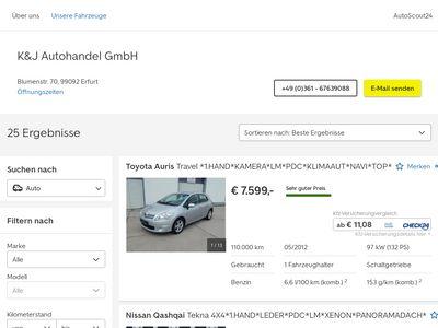 K & J Autohandel GmbH