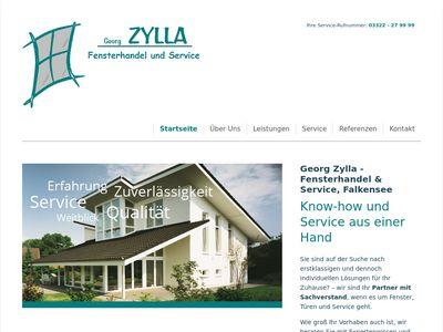 Georg Zylla Fenster - Türen - Service