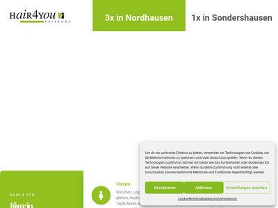 Hairforyou Nordhausen