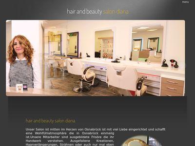Hair and beauty Salon Diana