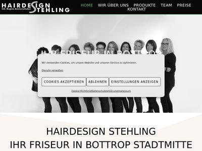 Hairdesign Stehling Inh. Regina Ammerschuber