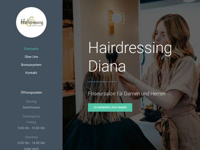 Hairdressing Diana