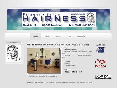 Friseur-Salon Hairness