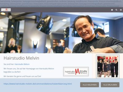 Hairstudio Melvin Barber GmbH
