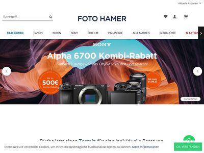 Foto Hamer GmbH & Co. KG Fotoapparate