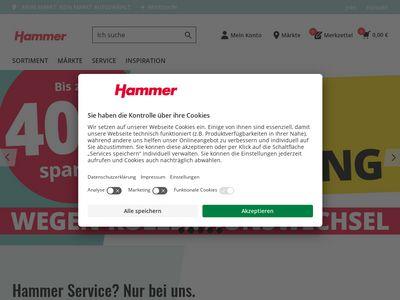 Hammer Fachmarkt
