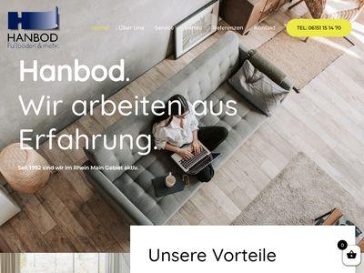HANBOD Bodenbeläge und Türen GmbH