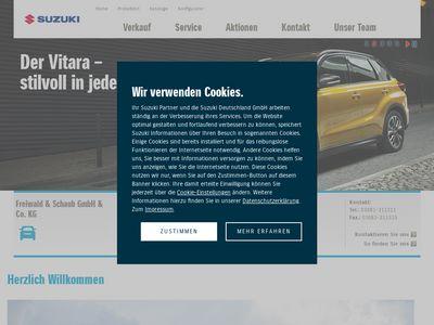 Freiwald & Schaub Verwaltungs GmbH