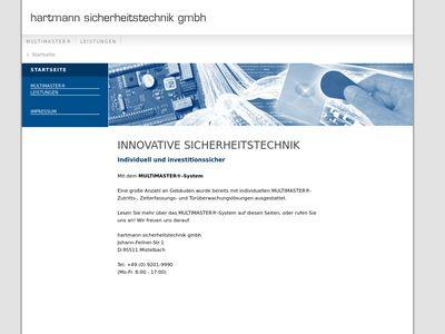 Sicherheits Partner Hartmann
