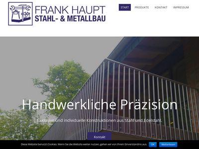 Frank Haupt Stahl- und Metallbau