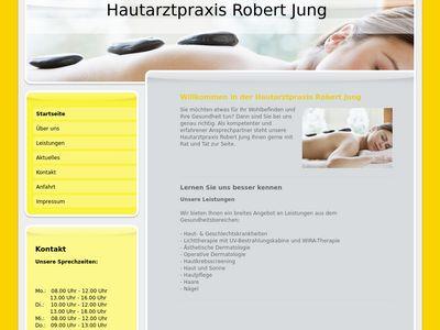 Robert Jung Facharzt für Dermatologie