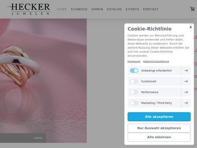 Hecker Juwelen GmbH