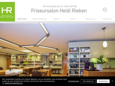 Friseursalon Heidi Rieken