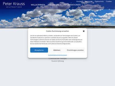 Peter Krauss Heilpraktiker