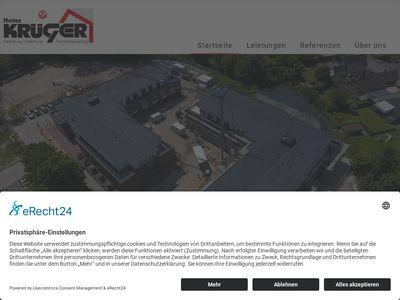 Heinz Krüger GmbH - Bedachungen aller Art