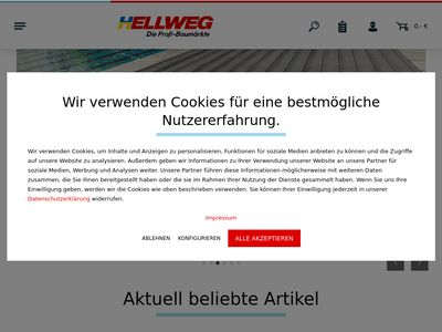 Hellweg Die Profi-Baumärkte GmbH & Co