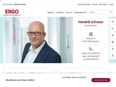 Viktoria Versicherungen Schnoor, Hendrik