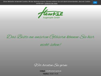 Henkel GmbH Augenoptik